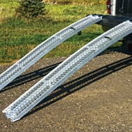 Picture of TX138 ATV RAMP EXTREME DUTY ARCH ALUM