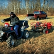 Picture of TX158 ATV TRAILER TRAIL WARRIOR X2