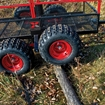 Picture of TX159 ATV TRAILER TRAIL WARRIOR X4