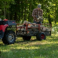 Picture of TX162 HC1500 ATV TRAILER TRAIL